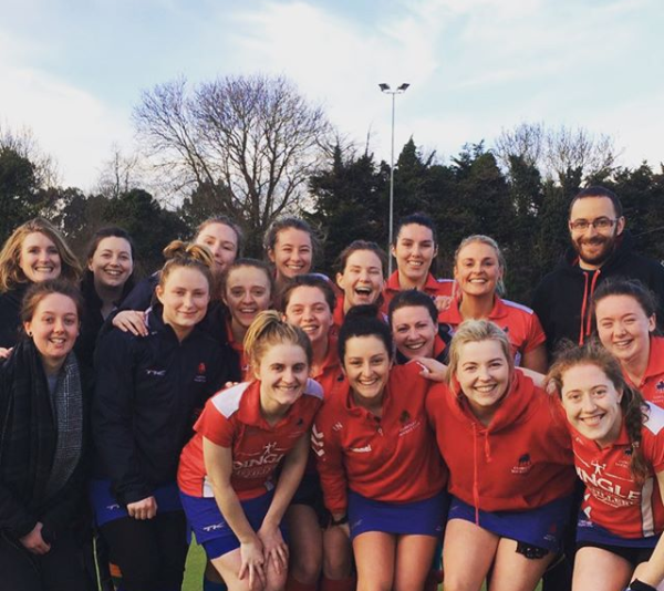 Match Report: Ladies 1s vs Rathgar, Home