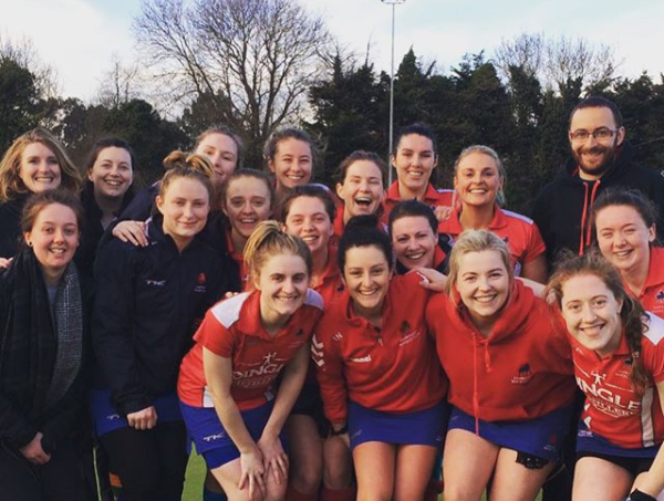 Review: Ladies 1s Season Review 2017/18
