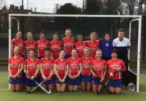 Clontarf Hockey Club Ladies 3s