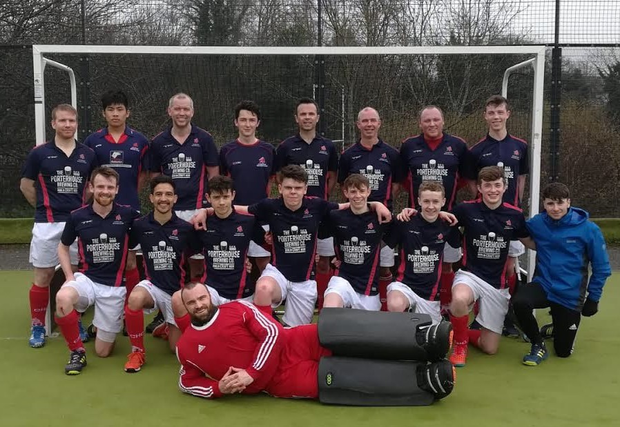 Review: Men's 3s Season Review 2017/18